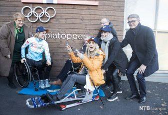 Skarstein om para-VM  på Lillehammer i 2021: – En drøm som går i oppfyllelse