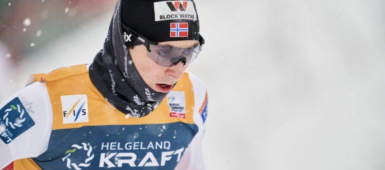 Kombinert-Riiber overlegen i Trondheim – kan sette historisk rekord