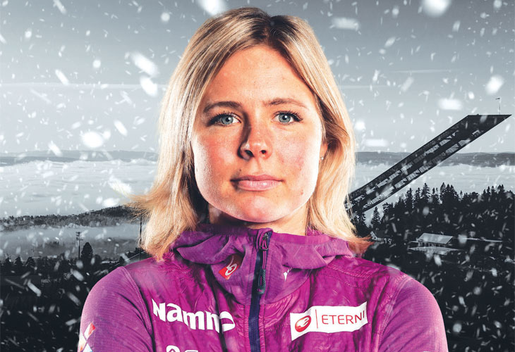 Lundby tildelt Holmenkollmedaljen