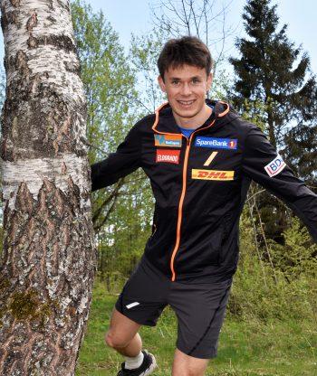 Bronsegutten Harald vil bli gullvinner i OL eller VM